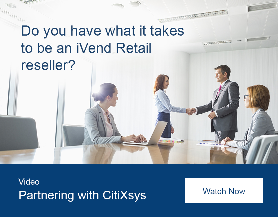 Do you have what it takes to be an iVend Retail reseller